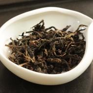 Yiwu Gushu Black 2016 Spring from Yiwu Mountain Tea