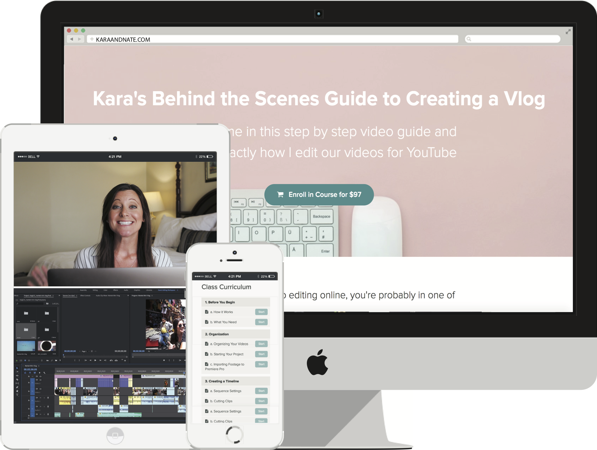 Behind the Scenes Guide to Creating a Vlog