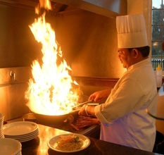 Flaming good food from Shahi Masala