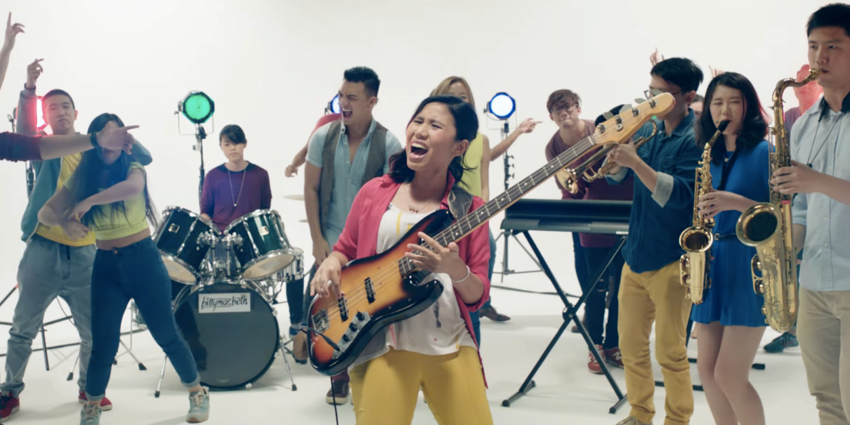 WATCH: Bittymacbeth's funky ode to the haters