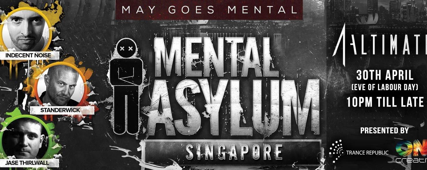 Mental Asylum Singapore