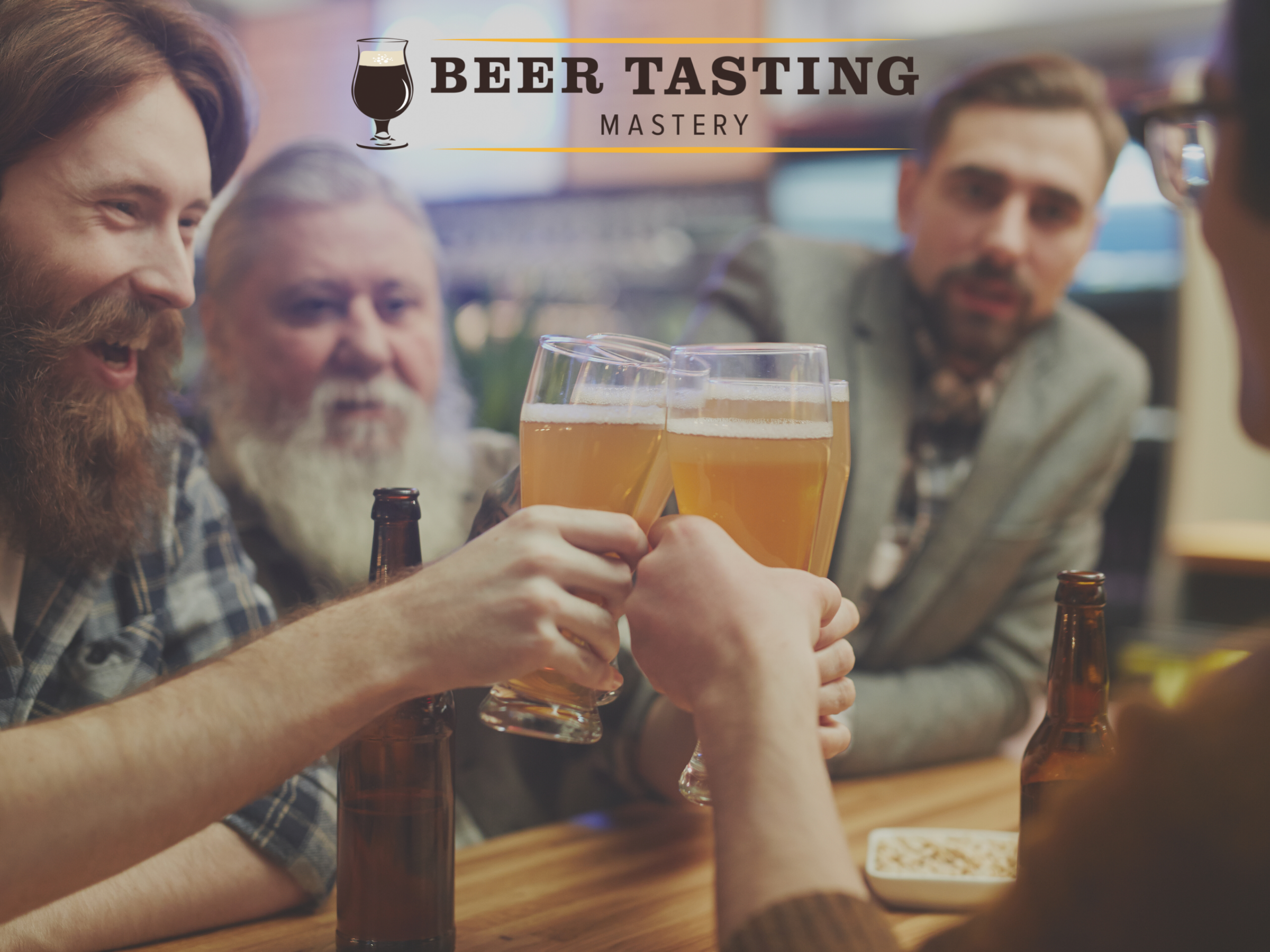 Beer Tasting Mastery Course