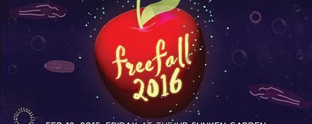 FREE FALL 2016