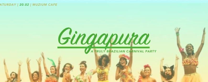 GINGAPURA - Brazilian Carnival in Singapore