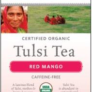 Red Mango Tulsi from Organic India
