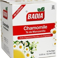 Chamomile from Badia Spices, Inc.