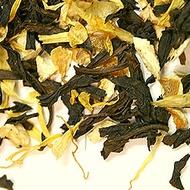 Kiwi Lemon Oolong from Shanti Tea