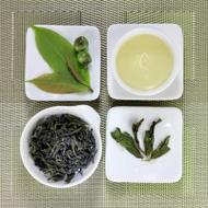 Wenshan Bao Zhong Spring Tea, Lot 1025 from Taiwan Tea Crafts
