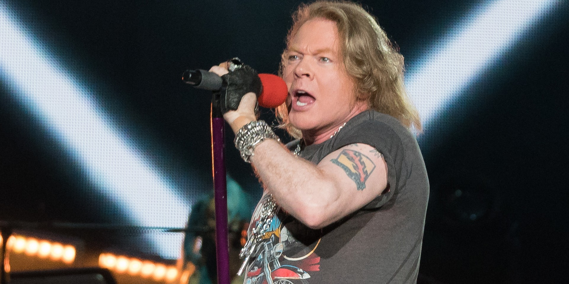 Here's your free ride to Guns N' Roses' Philippine Arena concert