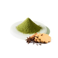 Gingerbread Matcha from DAVIDsTEA