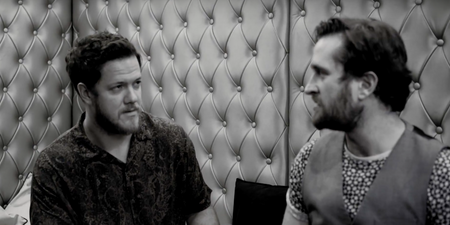 We got Dan and Daniel of Imagine Dragons to interview... each other – watch