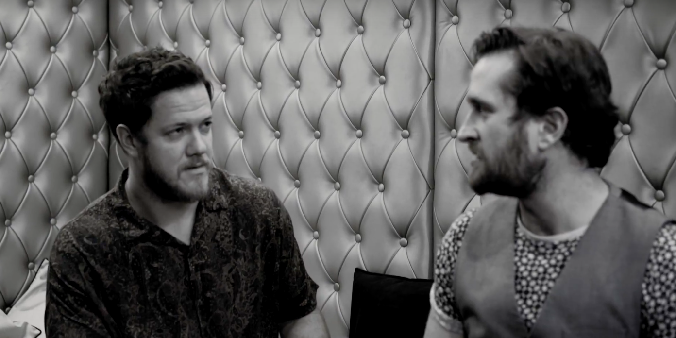 We got Dan and Daniel of Imagine Dragons to interview... each other –watch
