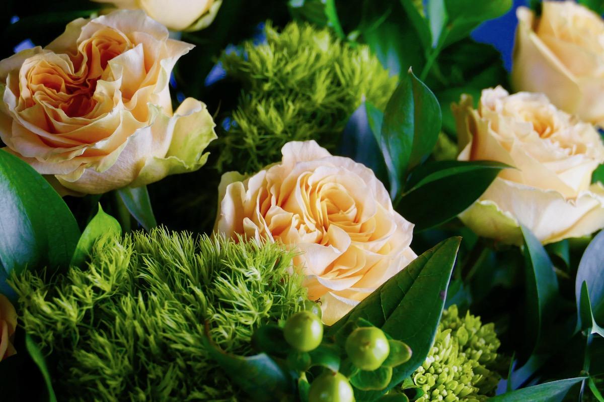Gold Flowers for a Leprechaun trap
