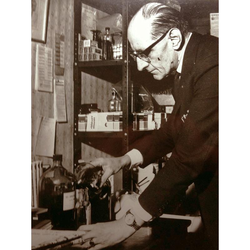 Samuel H. Weir ~ herbalist/astrologer.