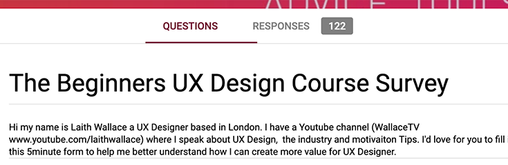 ux design masterclass for beginners