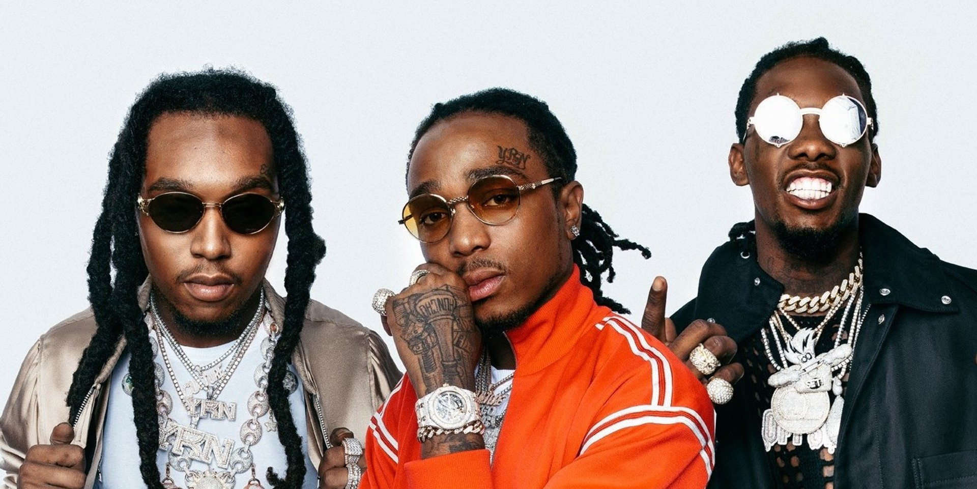 Migos join new season of The Rap of China as 'star producers'
