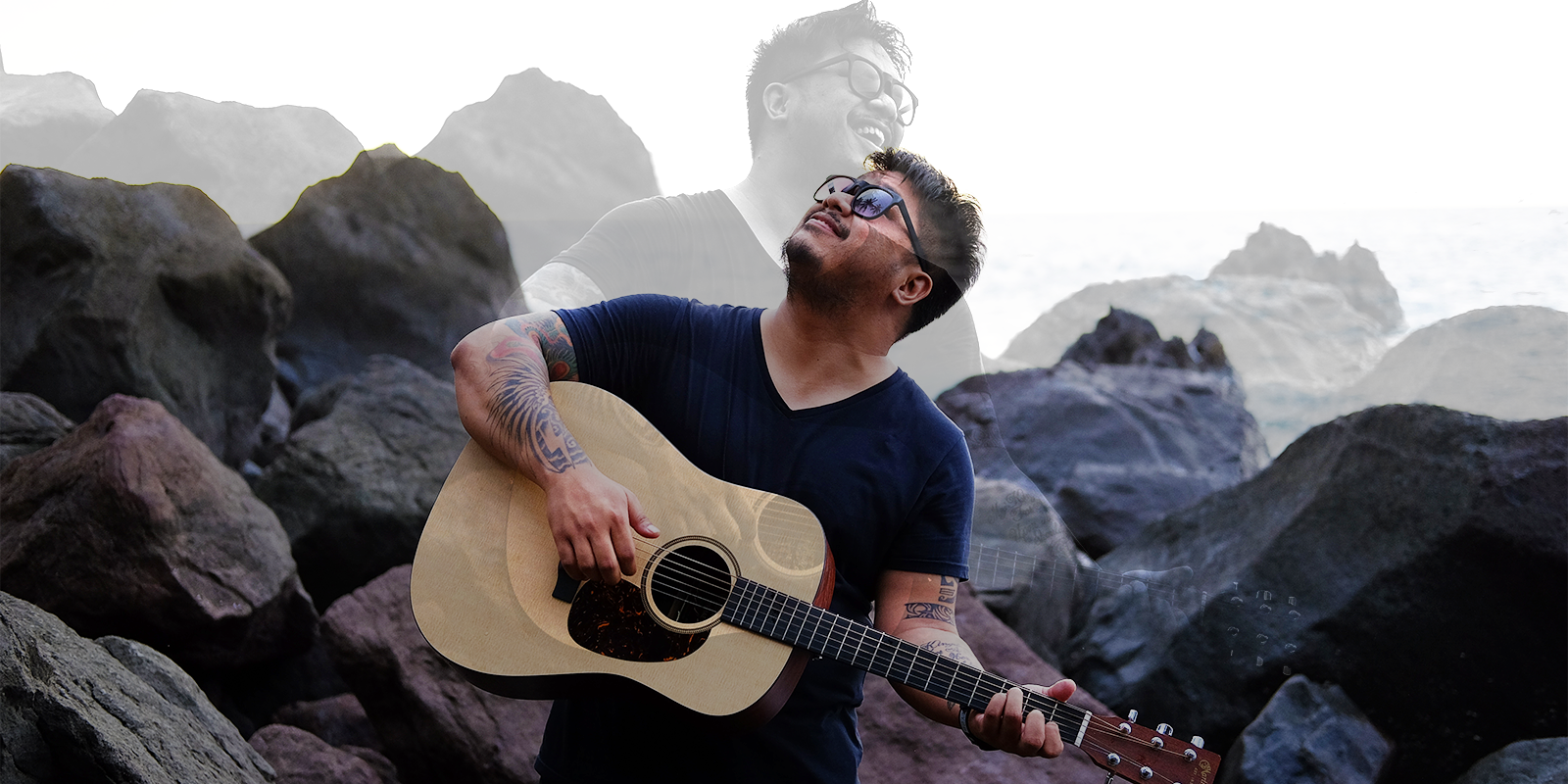 Carlos Castano plays 'WHY/WHY NOT' with us... and we're not talking about his new song.