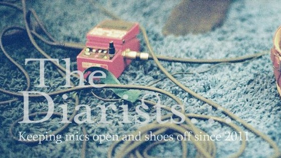 The Diarist Sessions Open Mic #26