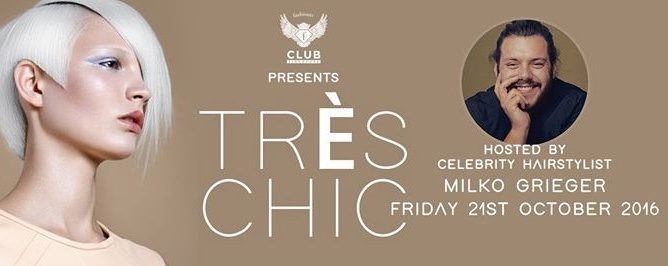 F.Club presents TRÈS CHIC with Milko Grieger