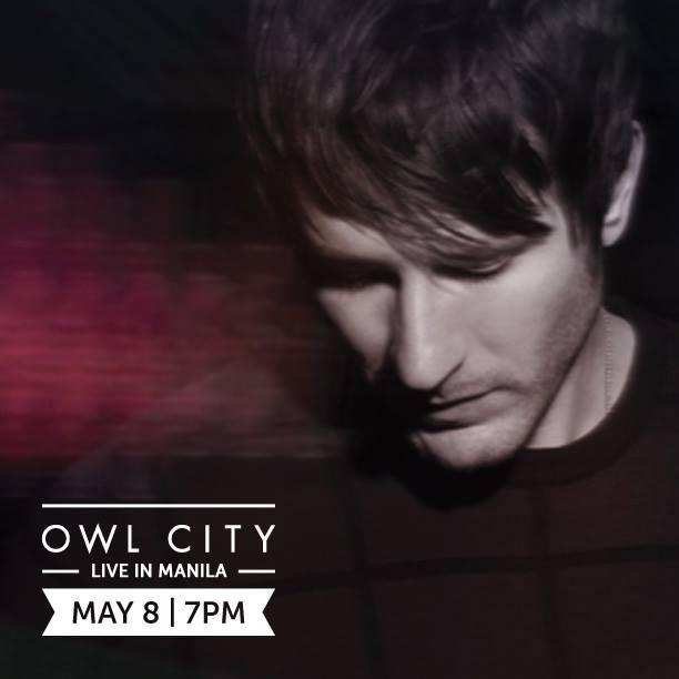 Owl City Live in Manila
