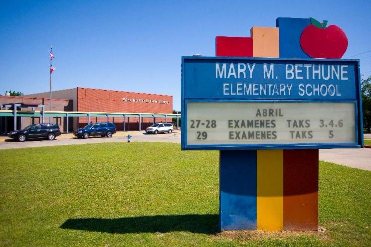 Bethune, Mary McLeod Elementary