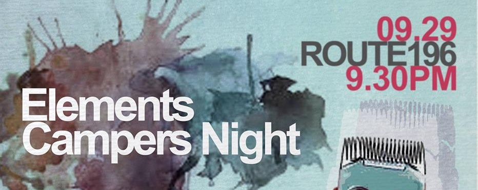 Elements Campers Night