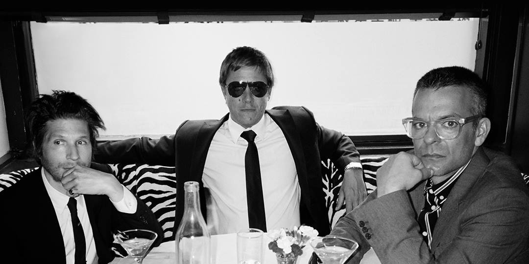 Interpol announce new album Marauder, release first single 'The Rover' – listen