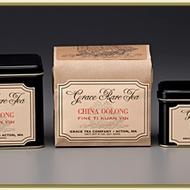 China Oolong Fine Ti Kuan Yin from Grace Tea Company