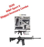 Smith & Wesson M&P Sport II Magpul (Gray) Combo