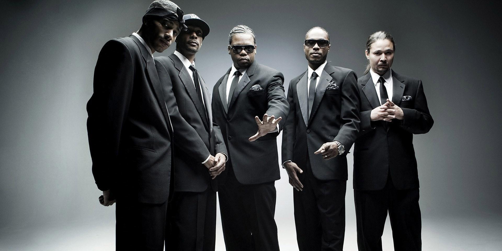 Bone Thugs-N-Harmony are coming to Manila