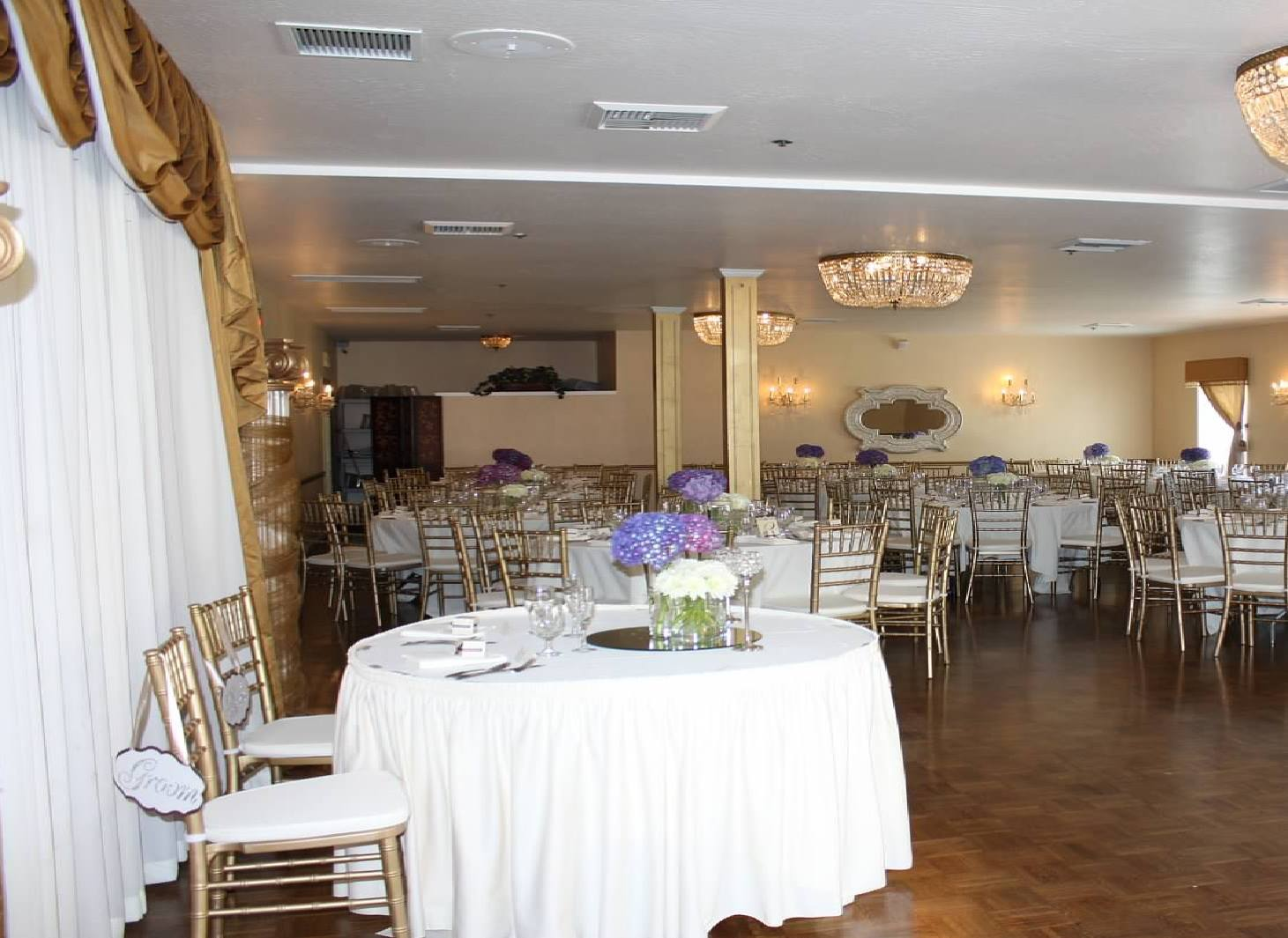 Ballroom Reception Hall Venue For Rent In Fremont