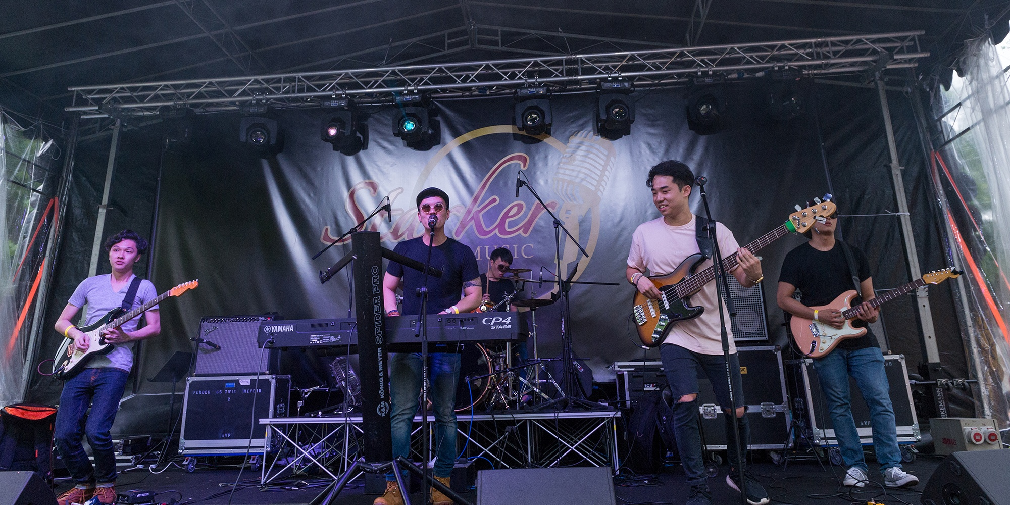 Stärker Music Jams are looking for budding Singaporean acts