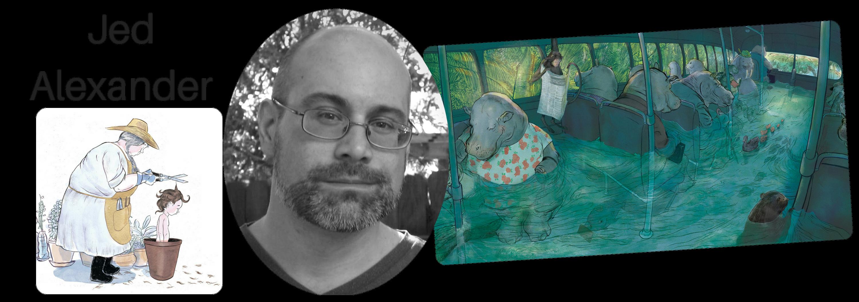 Jed Alexander for Children's Book Academy
