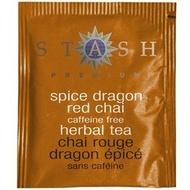 Spice Dragon Red Chai Herbal Tea from Stash Tea Company