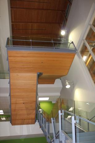 Green Building Audio Tours Revelstoke Secondary School