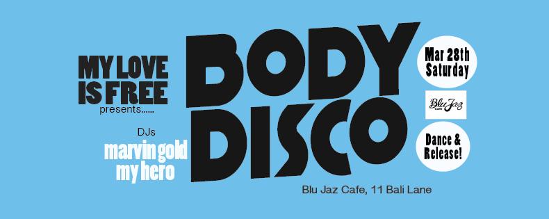 Body Disco (LAUNCH)