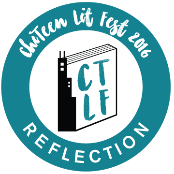 Chicago Teen Lit Fest Teen Advisory Council: Reflection