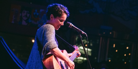 Warmth and good vibes all around with Kina Grannis — photo gallery