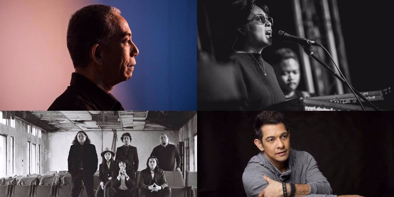 Gary Valenciano, Joey Ayala, UDD, and more to perform in Sagada's A Concert in the Clouds