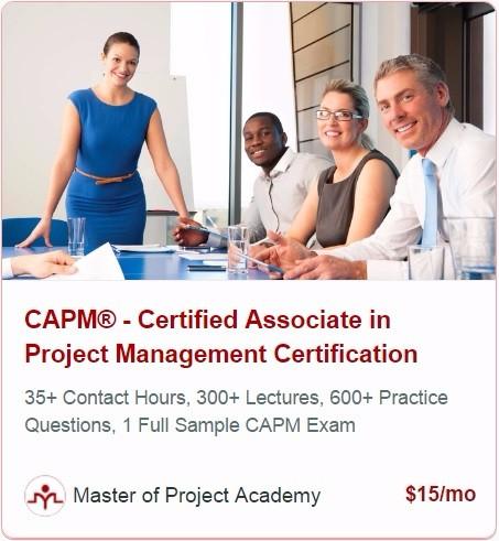 online free capm training