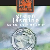 ceylon green jasmine from The Original Ceylon Tea Co.