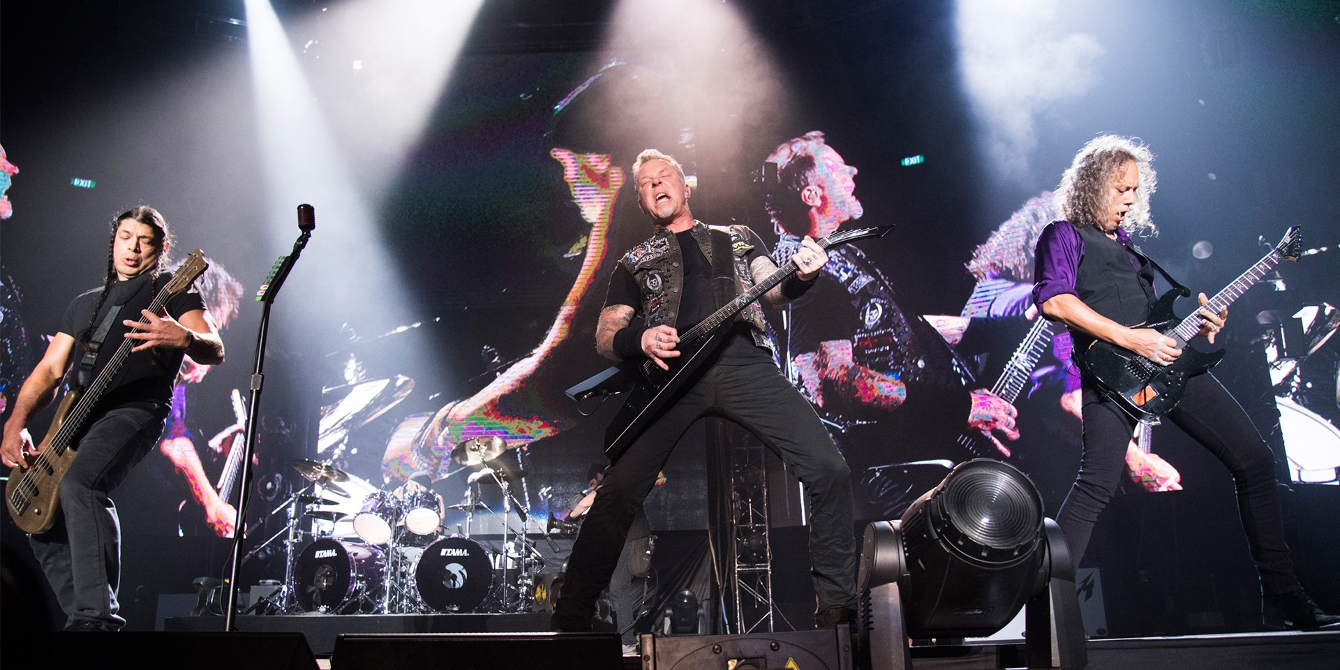 GIG REPORT: Metallica perform to 10,000 fans, return to Singapore Indoor Stadium after 24 years