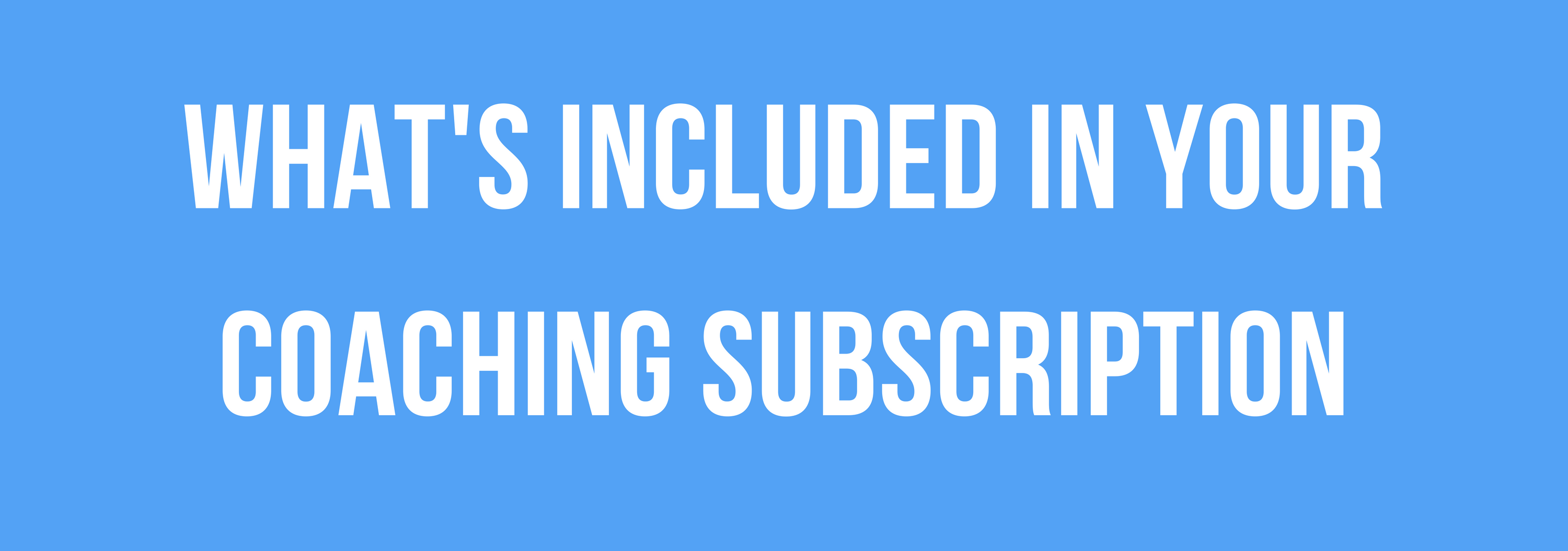 coaching work it daily when you sign up for the work it daily career coaching subscription you ll receive unlimited email support from our team of trained coaches