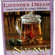 Lavender Dream - Lavender Hibiscus White Tea from Numi Organic Tea