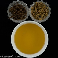 Bi Luo Chun Pure Gold Hong Cha from Leaves of Cha