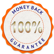 100% 30-day Money-back Guarantee