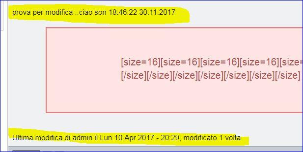 """[richiesta] Non far apparire la scritta """"ultima modifica"""" PDiO51NDQ9GDbdqjFVH3+Cattura"""