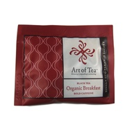 Organic Breakfast Tea Eco Pyramid Teabags from Art of Tea