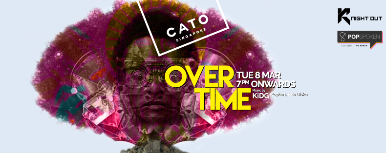 OVERTIME feat. KiDG (Poptart, Tiko Disko)