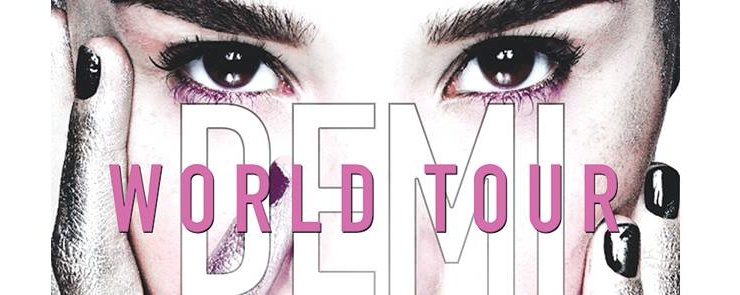 Demi Lovato: Demi World Tour
